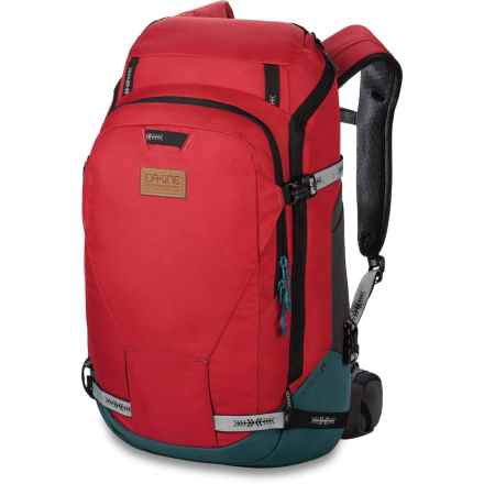 DaKine Heli Pro DLX Ski Backpack - 24L (For Women) in Harvest - Closeouts