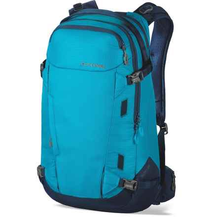 DaKine Heli Pro II Ski Backpack - 28L in Blues - Closeouts