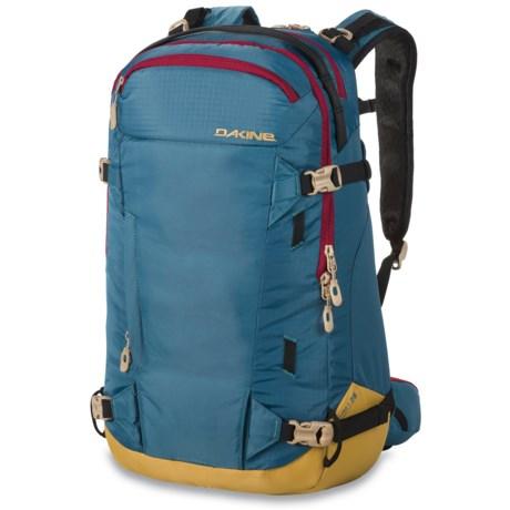 DaKine Heli Pro II Ski Backpack - 28L in Chill Blue