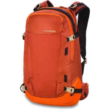 DaKine Heli Pro II Ski Backpack - 28L in Inferno - Closeouts