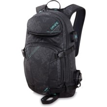 DaKine Heli Pro Snowsport Backpack - 18L (For Women) in Flourish - Closeouts