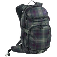 DaKine Heli Pro Snowsport Backpack - 18L (For Women) in Tartan - Closeouts