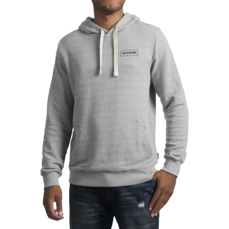 DaKine Hermosa Fleece Hoodie (For Men) in Griffin