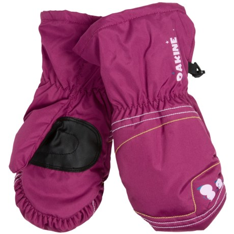 DaKine Hornet Mittens - Insulated (For Toddlers) in Berry