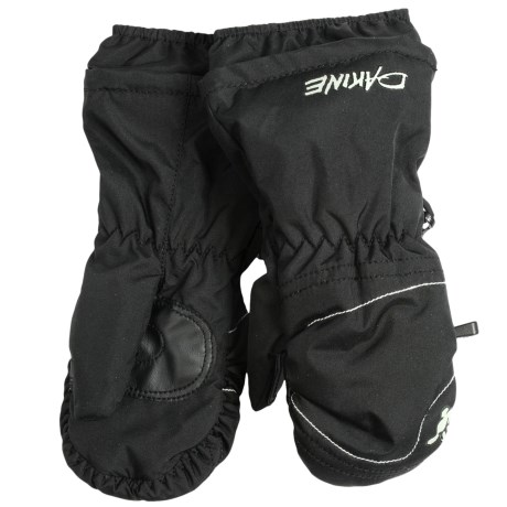 DaKine Hornet Mittens - Insulated (For Toddlers) in Black