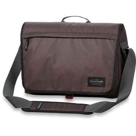 DaKine Hudson Messenger Bag - 20L, Laptop Sleeve (For Men) in Switch - Closeouts