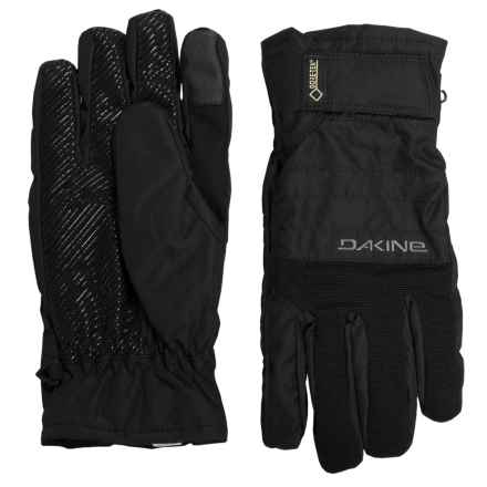 DaKine Impreza Gore-Tex® Gloves - Waterproof (For Men) in Black - Closeouts