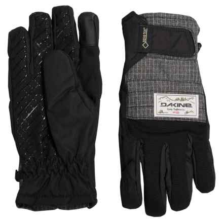 DaKine Impreza Gore-Tex® Gloves - Waterproof (For Men) in Willamette - Closeouts