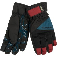 DaKine Impreza Gore-Tex® Snow Gloves - Waterproof (For Men) in Crimson - Closeouts
