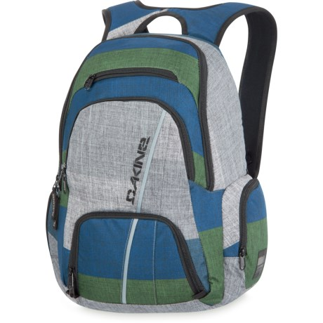 DaKine Interval Wet-Dry Backpack in Stratum