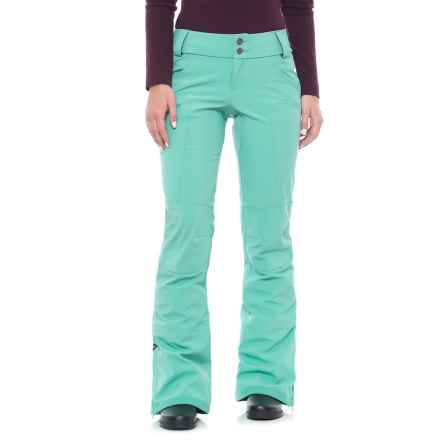DaKine Inverness Ski Pants - Waterproof (For Women) in Lagoon - Closeouts