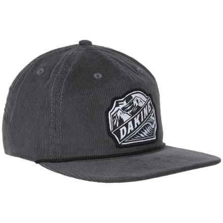 DaKine Jackalope Trucker Hat (For Men) in Twin Peaks Charcoal - Closeouts