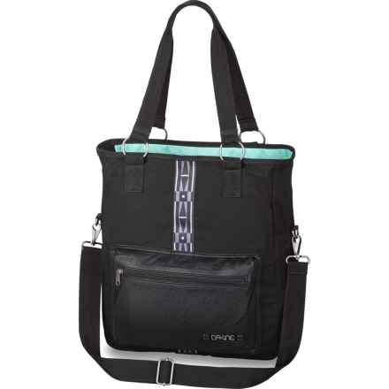 DaKine Jasmine Shoulder Bag (For Women) in Jet Black - Closeouts