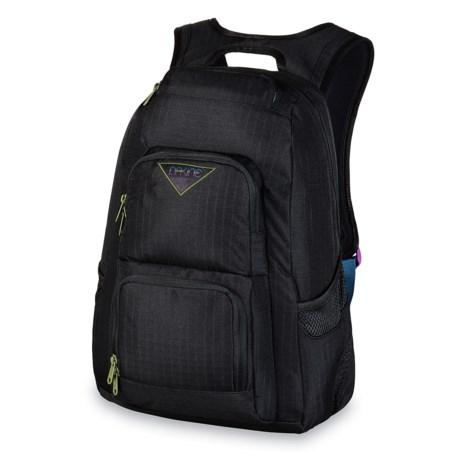 DaKine Jewel Backpack (For Women) in Blkripstop