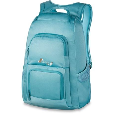 DaKine Jewel Backpack (For Women) in Mineralblu
