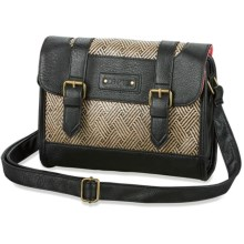 DaKine Josephine Messenger Bag (For Women) in Cross Hatch - Closeouts