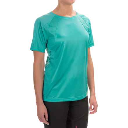 DaKine Juniper Cycling Jersey - Short Sleeve (For Women) in Ceramic - Closeouts