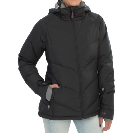photo: DaKine Kensington Down Jacket down insulated jacket