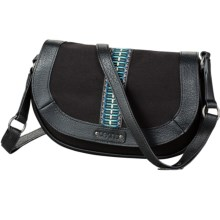 DaKine Kenzie Shoulder Bag - 2L (For Women) in Ebony - Closeouts