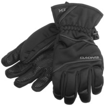 DaKine Laredo Gloves - Insulated (For Men) in Black - Closeouts