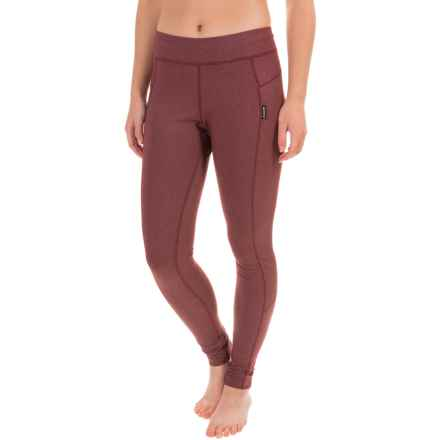DaKine Larkspur Base Layer Pants (For Women) in Rosewood - Closeouts