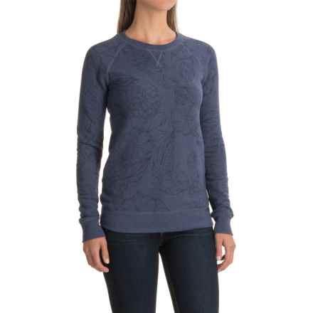 DaKine Laurel Sweatshirt (For Women) in Pualani - Closeouts