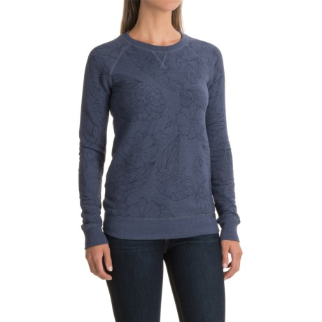 DaKine Laurel Sweatshirt (For Women) in Pualani