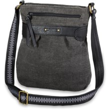 DaKine Lola Crossbody Bag (For Women) in Black - Closeouts
