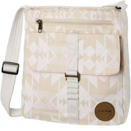 DaKine Lola Crossbody Bag (For Women) in Fireside Ii Canvas - Closeouts