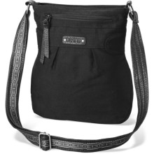 DaKine Lola Crossbody Bag (For Women) in Jet Black - Closeouts