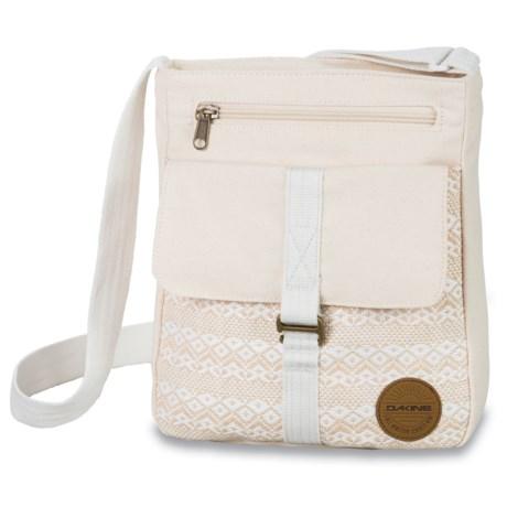 DaKine Lola Crossbody Bag (For Women) in Sand Dollar