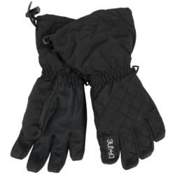 DaKine Lynx Weathershield Gloves - Insulated (For Women) in Black