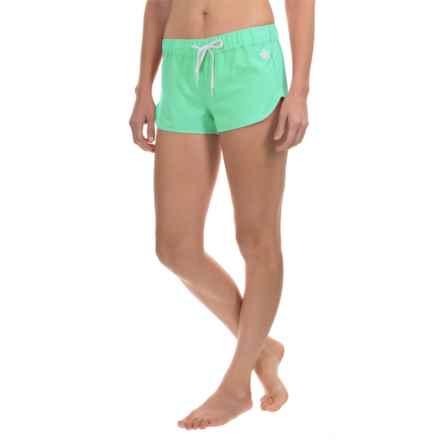 DaKine Makela 2.0 Boardshorts (For Women) in Mint Green - Closeouts