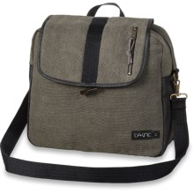 DaKine Maple Laptop Bag - Convertible Straps (For Women) in Moss - Closeouts