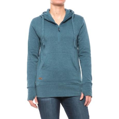Image of DaKine Meadow Hoodie - Zip Neck (For Women)
