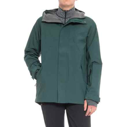 d3f8ba54fbff7 DaKine Meridian Ski Jacket - Waterproof (For Men) in Indica Green -  Closeouts