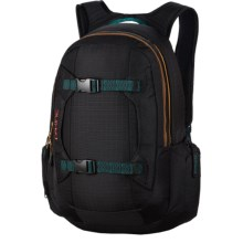 DaKine Mission 25L Ski Backpack (For Women) in Blkripstop - Closeouts