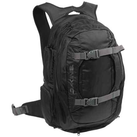 DaKine Mission Camera Backpack in Black - Closeouts