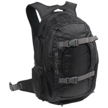 DaKine Mission Photo Backpack in Black - Closeouts