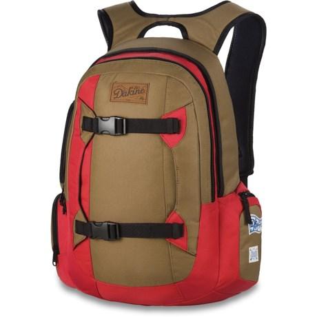 DaKine Mission Ski Backpack in Gifford