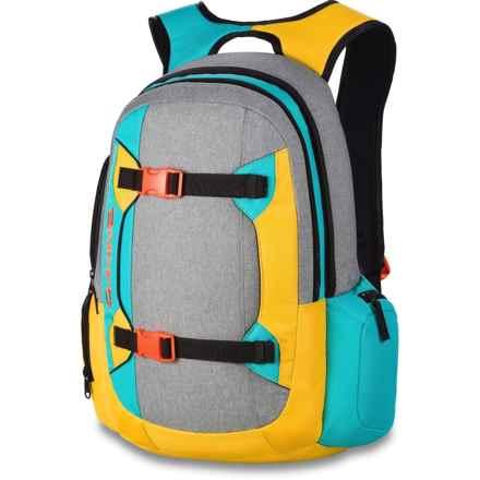 DaKine Mission Ski Backpack in Radness - Closeouts