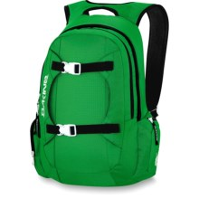 DaKine Mission Snowsport Backpack in Green - Closeouts