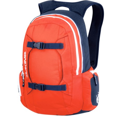 DaKine Mission Snowsport Backpack in Octane