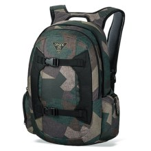 DaKine Mission Snowsport Backpack in Patchwork Camo - Closeouts