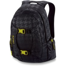 DaKine Mission Snowsports Backpack (For Women) in Houndstooth - Closeouts
