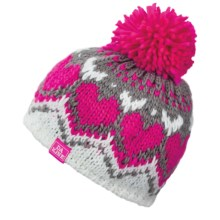 DaKine Molly Beanie - Fleece-Lined Headband (For Little and Big Kids) in Pink - Closeouts