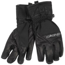 DaKine Navigator Gloves - Leather, Insulated (For Men) in Black - Closeouts