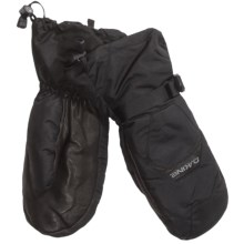 DaKine Nova Mitt - Waterproof (For Men) in Black - Closeouts
