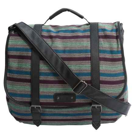 DaKine Olive Messenger Bag - 15L (For Women) in Odette - Closeouts
