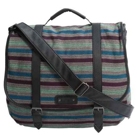 DaKine Olive Messenger Bag - 15L (For Women) in Odette - Closeouts